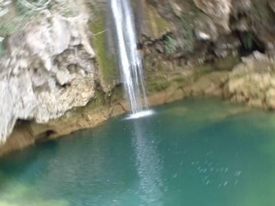 Cueva del Agua - Parque Natural de Cazorla; sierra de guadarrama rutas senderismo